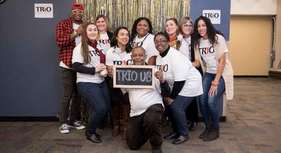 TRIO UB staff